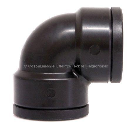 Угол пластиковый с внутренней резьбой 1 дюйм (626)