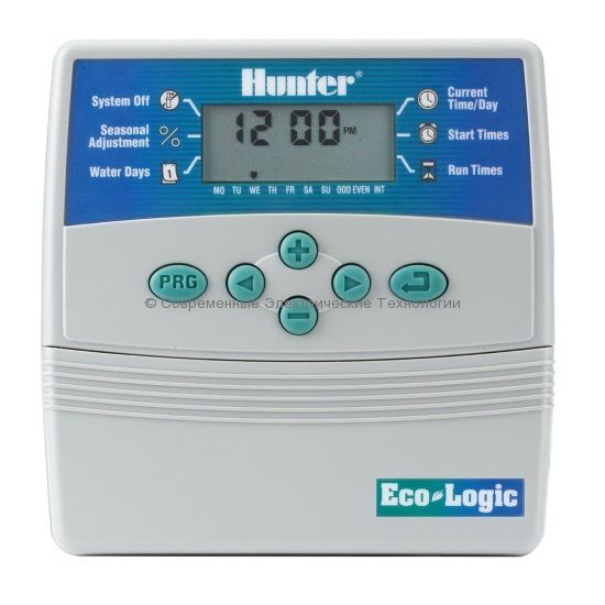 Контроллер управления поливом на 6 зон внутренний (ELC-601i-E)