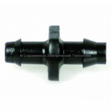 Минимуфта труба-микротрубка 4х6мм (IM715)