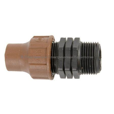 Компрессионная муфта НР16x3/4 BF-82-75 lock