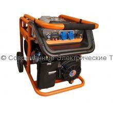 Генератор газовый 5.5кВт REG (GG7200-A)