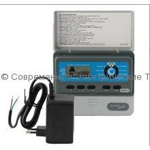 Контроллер автоматического полива на 4 зон внутренний (JRMAX-4-220)