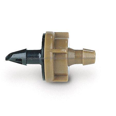 Самопробивной компенсированный эмиттер 45л/час (коричневый) PC-12