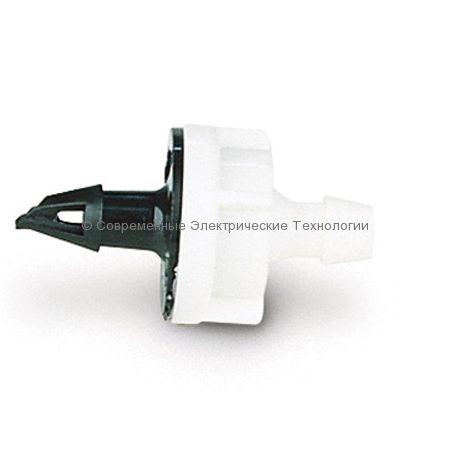 Самопробивной компенсированный эмиттер 68л/час (белый) PC-18