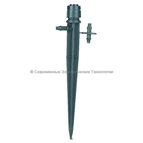 Микроороситель струйный регулируемый на 360 градусов на ножке (XS-360TS-SPYK)