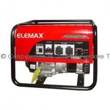 Бензиновый генератор Elemax 2.6кВА (SH 3200 EX-R)