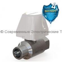 Скоростной шаровый кран 15мм Аквасторож Эксперт 1/2 дюйма (ТК40)