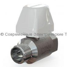 Скоростной шаровый кран 25мм Классика 1 дюйм (ТК34)