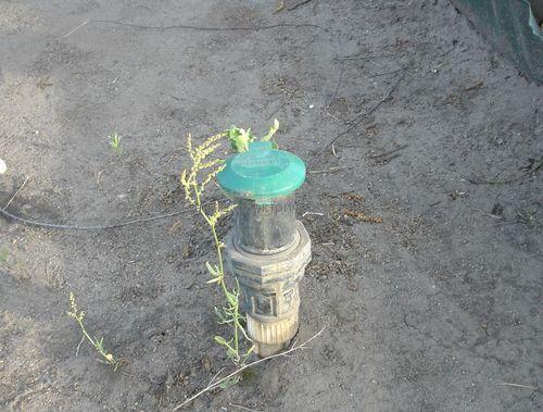 Водяная розетка-гидрант Irritec (IDS) НР3/4