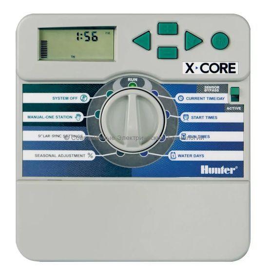 Контроллер управления поливом на 4 зоны XC-401i-E внутренний