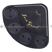 Защита аварийная сетевая Jack Guard с выключателем (ЗАС-0.5-В)