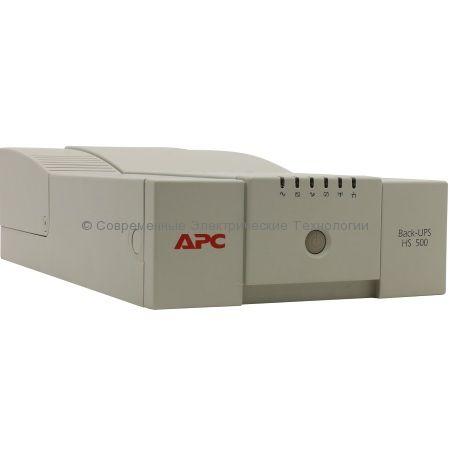 Источник бесперебойного питания APC BACK-UPS HS BH500INET