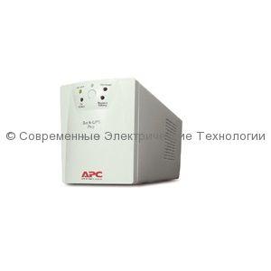 Источник бесперебойного питания APC Back-UPS Pro BP650Si