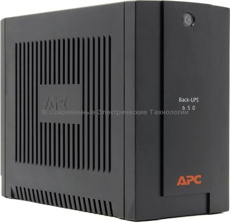 Источник бесперебойного питания APC Back-UPS 650VA, AVR, 230V BX650CI-RS