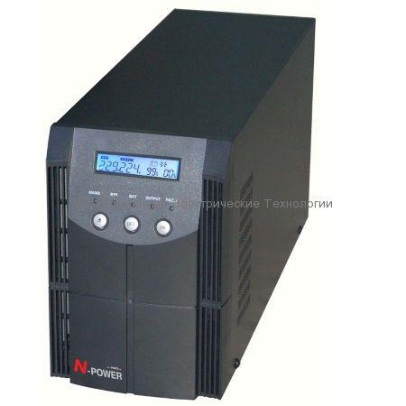 Источник бесперебойного питания N-Power SmartVision S2000N (SVS2000N)