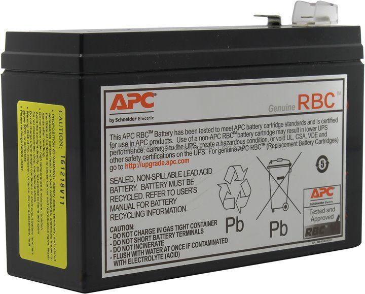 Аккумулятор (Батарея) для ИБП APC APCRBC106