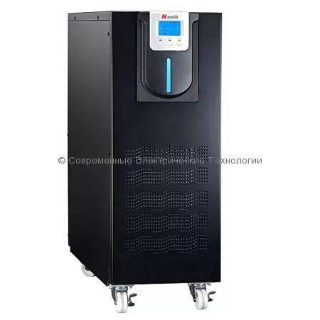 Источник бесперебойного питания N-Power Mega-Vision 10000 (MEV10000) 10000ВА/7000Вт