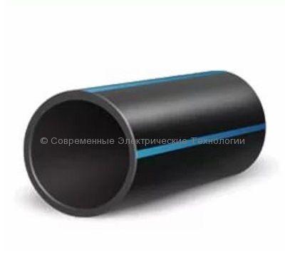Труба полиэтиленовая техническая 132x3.5мм