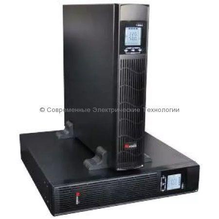 Источник бесперебойного питания N-Power Pro-Vision Black M1000 P RT LT 1000ВА/900Вт