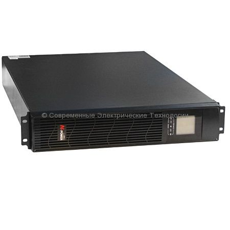 Источник бесперебойного питания N-Power Pro-Vision Black M3000 P RT LT 3000ВА/2700Вт