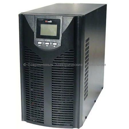 Источник бесперебойного питания N-Power Pro-Vision Black M3000 P 30000ВА/2700Вт