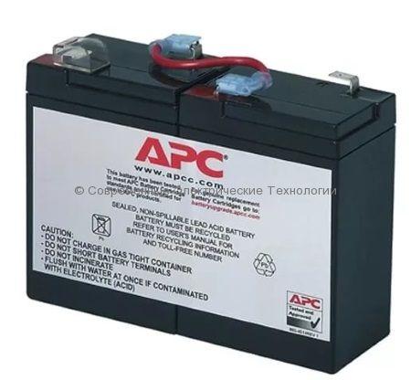 Аккумулятор (Батарея) для ИБП APC RBC1