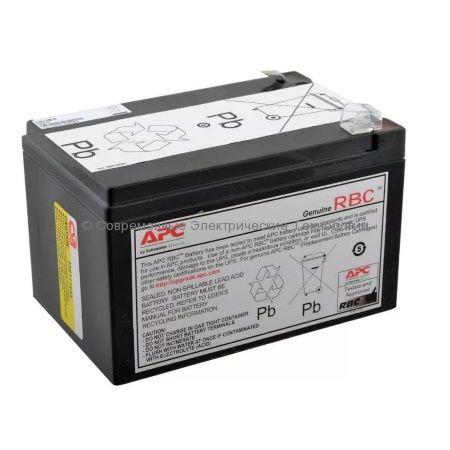 Аккумулятор (Батарея) для ИБП APC RBC4