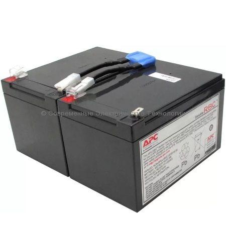 Аккумулятор (Батарея) для ИБП APC RBC6