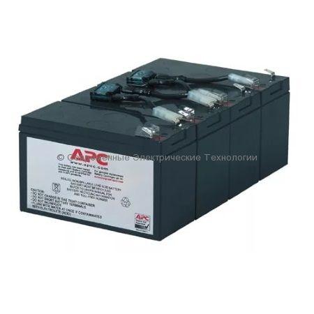 Аккумулятор (Батарея) для ИБП APC RBC8