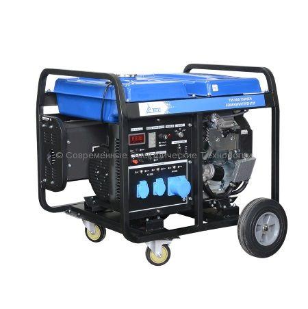 Бензиновый генератор ТСС 10кВА/10кВт (TSS SGG 10000 EН)