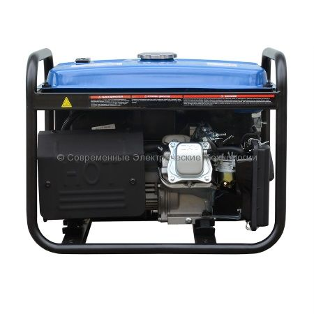 Бензиновый генератор ТСС 2.8кВА/2.8кВт (TSS SGG 2800 E)