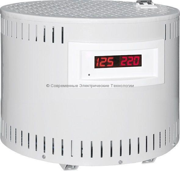 Cтабилизатор напряжения 1-фазный 10кВА Бастион (SKAT STM-10000)