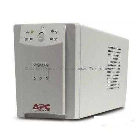Источник бесперебойного питания APC Smart-UPS SC 620VA 230V SC620I