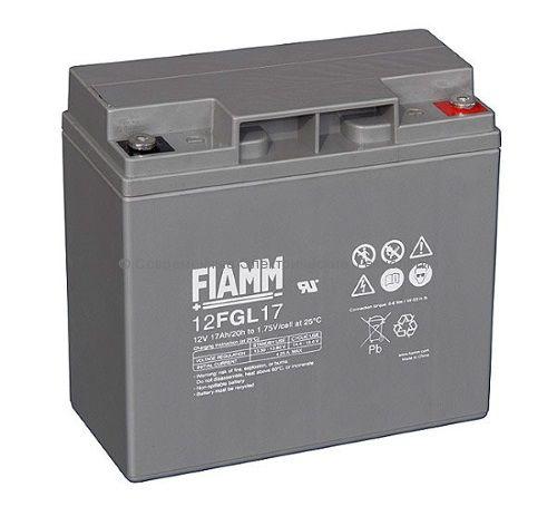 Аккумулятор необслуживаемый Fiamm FGL 12В 17Ач (12FGL17)