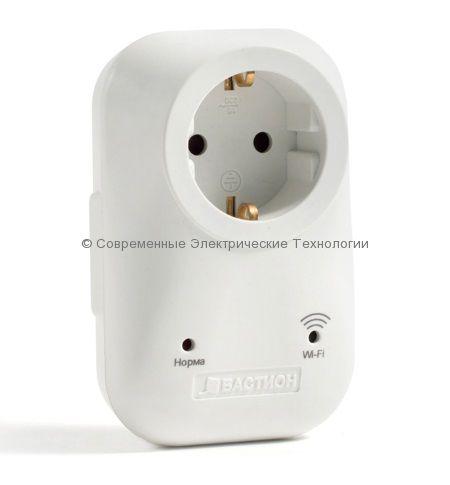 Защитное устройство от скачков напряжения 2500ВА/2000Вт (АЛЬБАТРОС-2500 Wi-Fi)