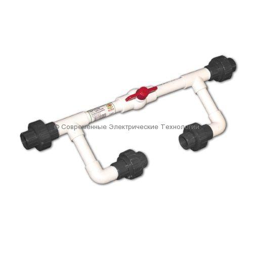 """Обвязка (байпас) для инжектора Вентури 1/2"""" (BA0112B)"""