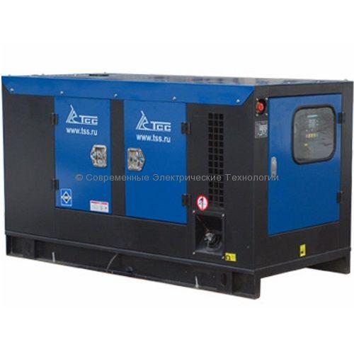 Дизельный генератор ТСС АД-12С-230-1РКМ13 Стандарт в кожухе 230В 12кВт