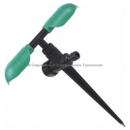 Ороситель 2-рожковый вращающийся на ножке (AP3031)