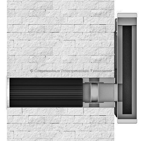 Рекуператор компактный приточно-вытяжной VAKIO Base