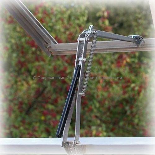 Проветриватель для теплицы GV-50-2 с двойной пружиной