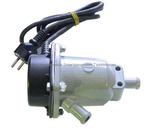 Система электрического подогрева двигателя ОЖ генераторной установки