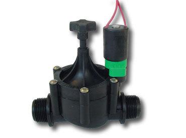 Электромагнитный клапан управления поливом газона