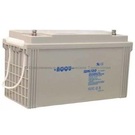 Аккумулятор AQQU 12В 120Ач 12ML120