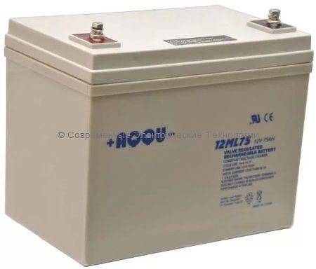 Аккумулятор AQQU 12В 75Ач 12ML75