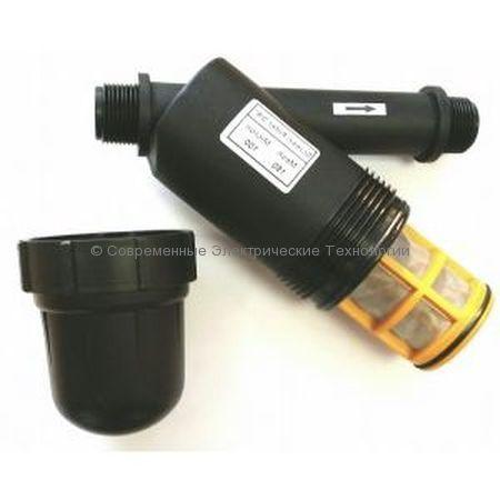 Фильтр сетчатый для капельного полива 150mesh НР1 (1732S150M)