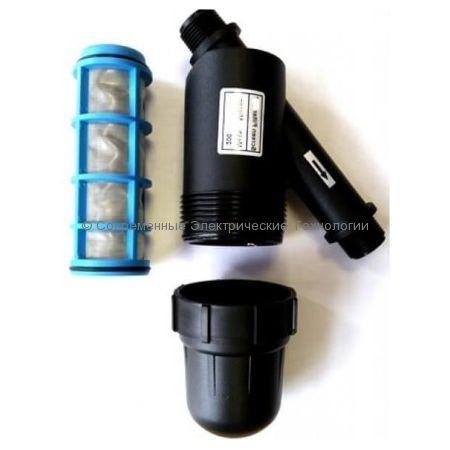 Фильтр сетчатый для капельного полива 200mesh НР3/4 (1725S200M)