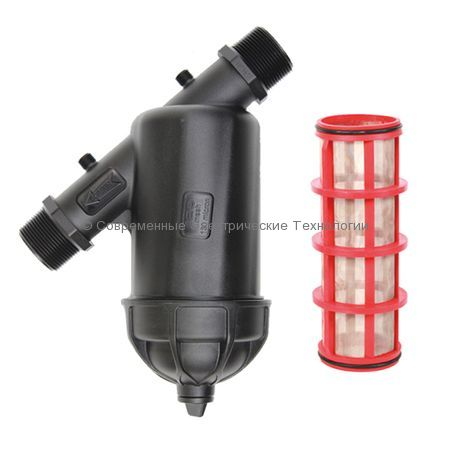 Фильтр сетчатый для капельного полива 120mesh НР2 дюйма (FSY02Z11)