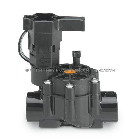 Клапан электромагнитный для низкого расхода LFV-075 ВР 3/4