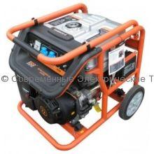 Бензиновый генератор ECO (ZM2500) 2.2кВА/2кВт