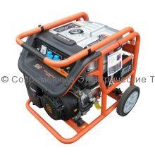 Бензиновый генератор ECO (ZM7500-E) 6.6кВА